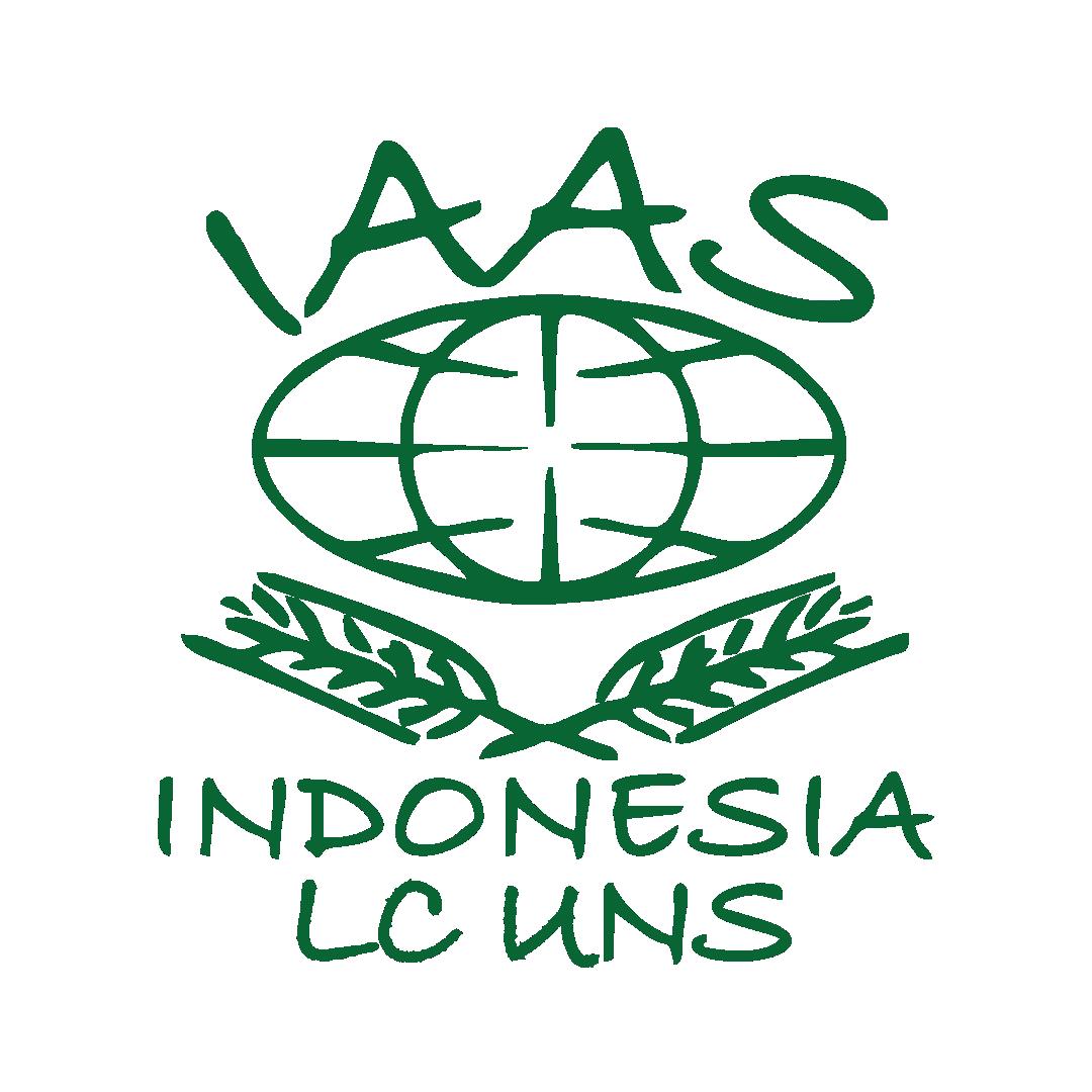 logo iaas uns hijau